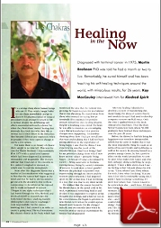 2003 Kindred Spirit Article_corps_miroir_body_mirror_system_chakra_healing_martin_brofman