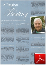 2012 A Passion for Healing_corps_miroir_body_mirror_system_chakra_healing_martin_brofman